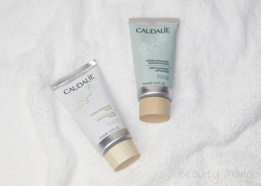[Review] Caudalie Gesichtspeelings