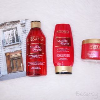 Dessange Paris Absolute Repair