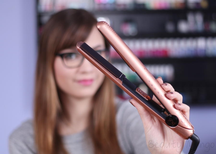 ghd V Copper Luxe Styler