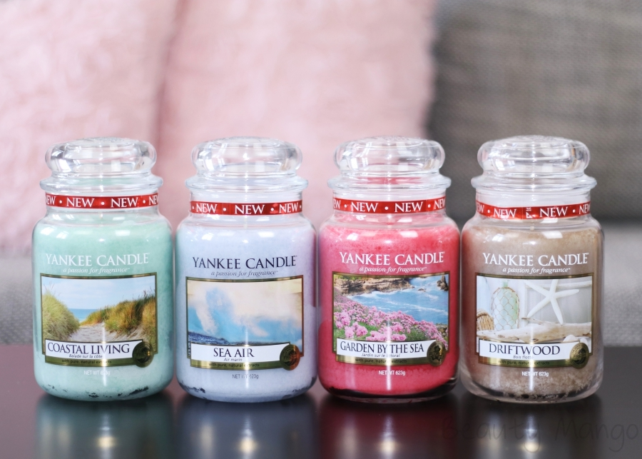 [Video] Yankee Candle Coastal Living