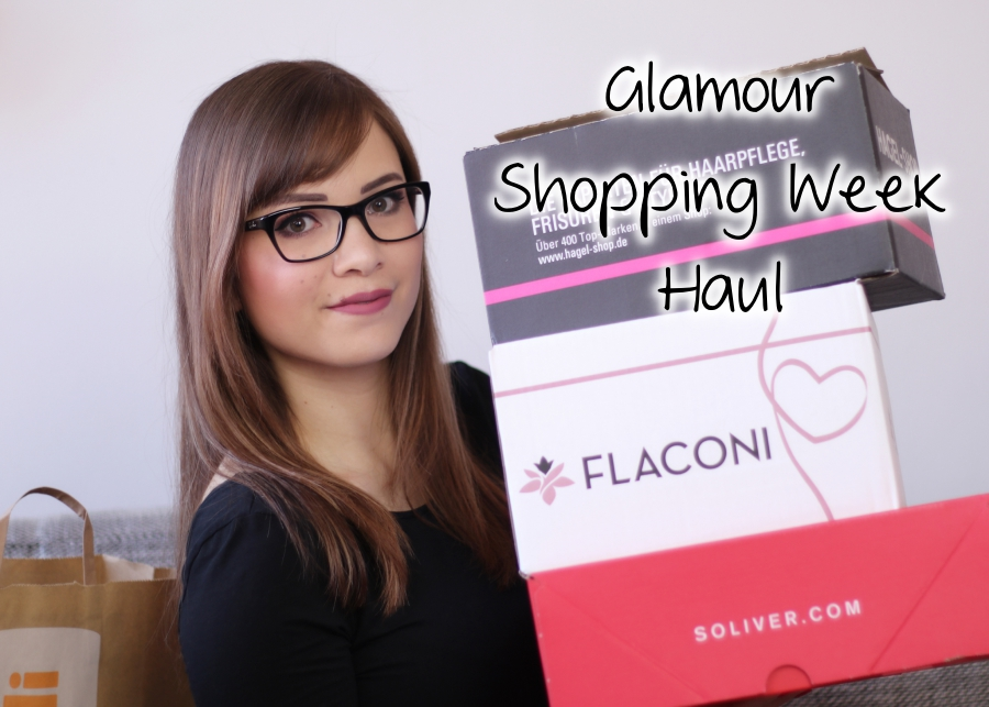 [Video] Glamour Shopping Week Haul April 2017