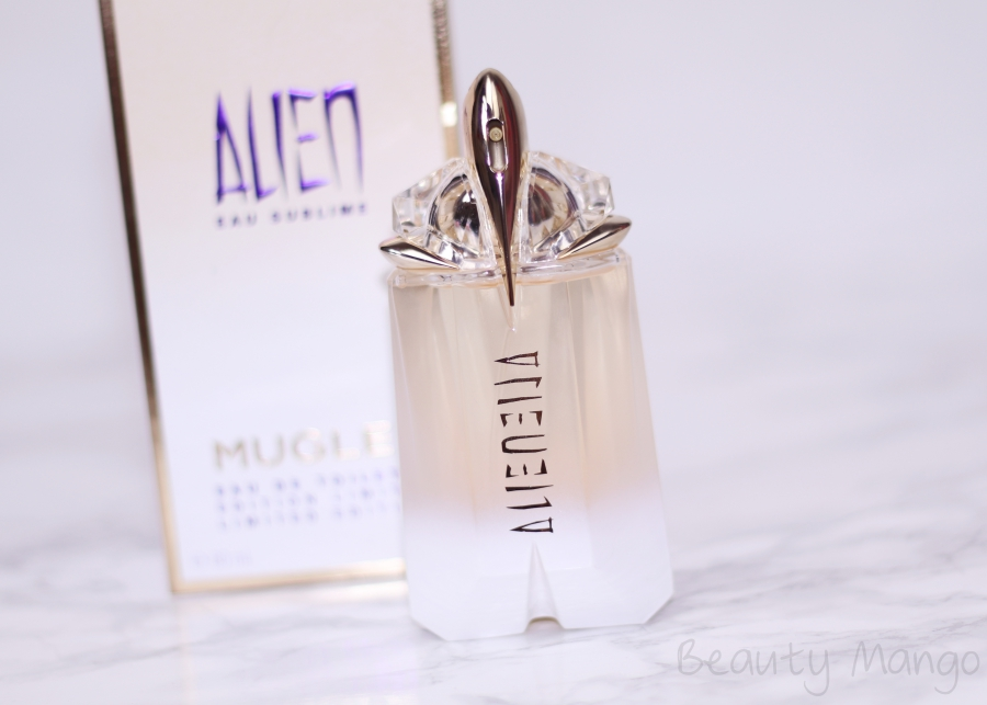 [Review] Mugler Alien Eau Sublime