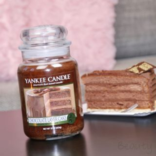 Yankee Candle Chocolate Layer Cake