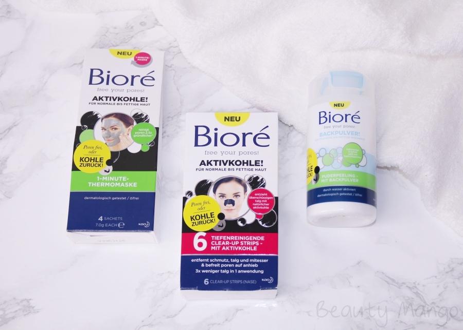 Bioré – free your pores!