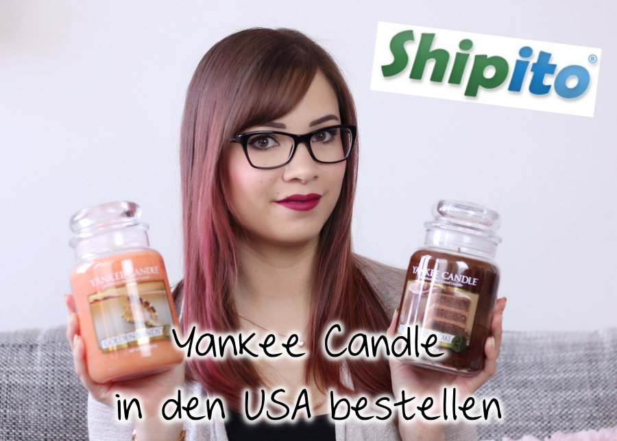 Yankee Candle in den USA bestellen – Shipito