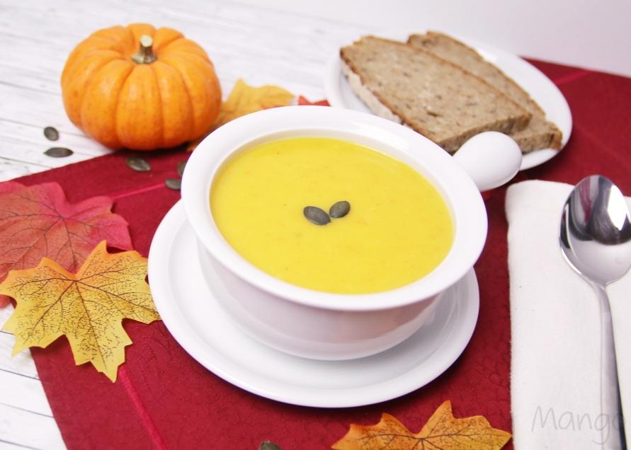 Herbstwoche: [Rezept] Kürbissuppe