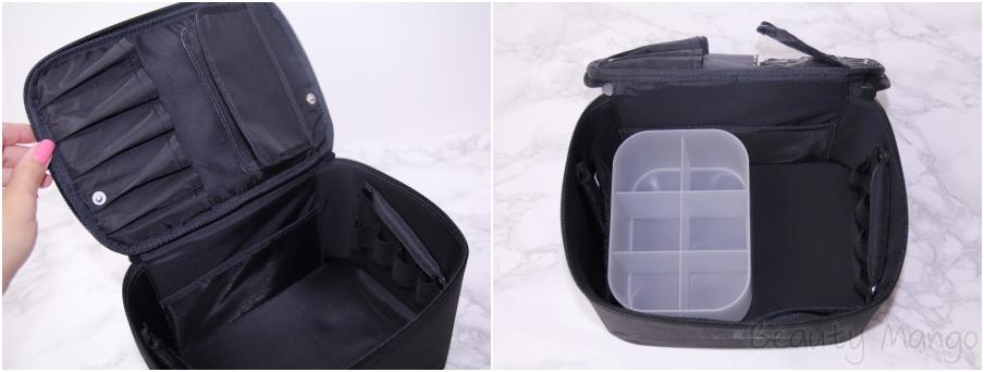 Muji Travel Beauty Bag
