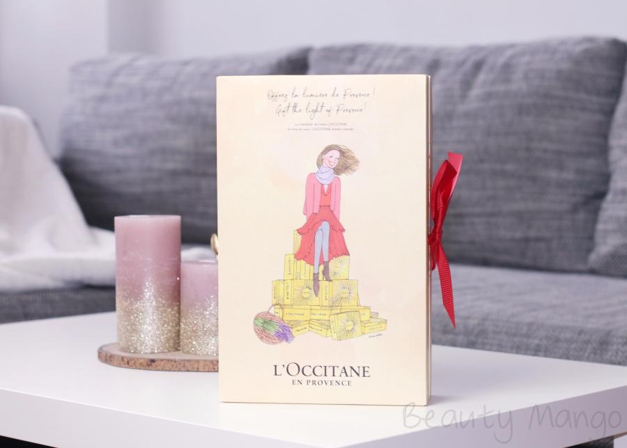 L'Occitane Adventskalender 2017 + Gewinnspiel