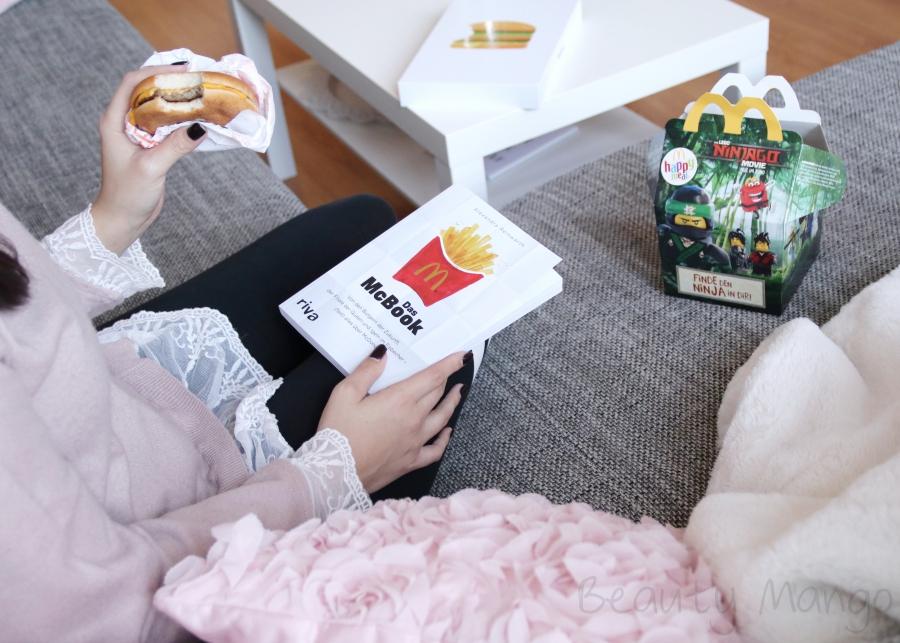 Das McBook: (fast) alles über McDonald's + Gewinnspiel