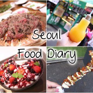 Seoul Food Diary