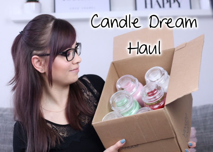 [Video] XXL Candle Dream Haul