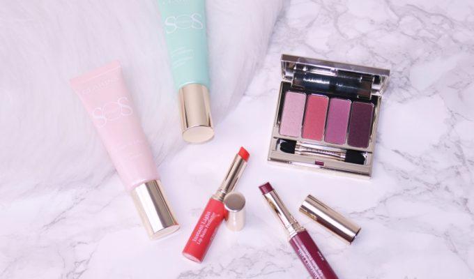 Clarins Spring Makeup Collection 2018