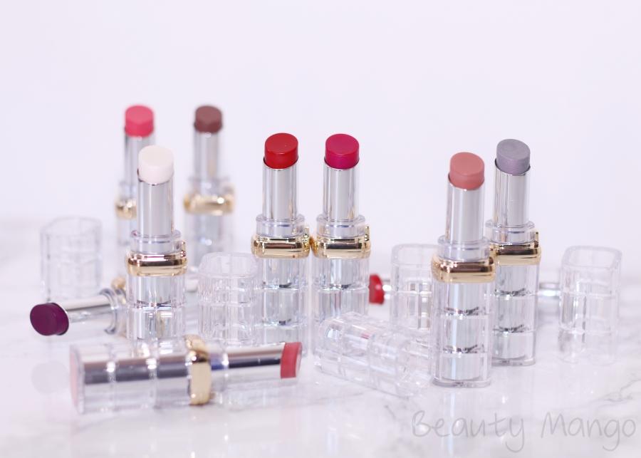 [Review] L'Oréal Color Riche Shine