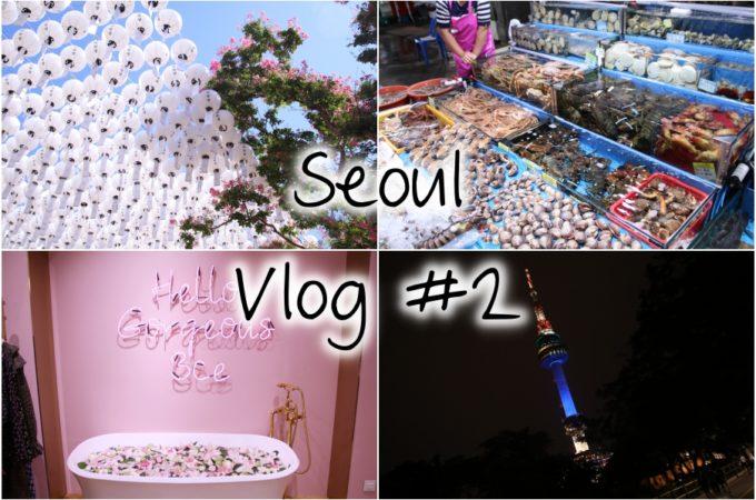 Seoul Vlog #2