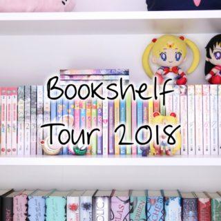 Bookshelf Tour 2018