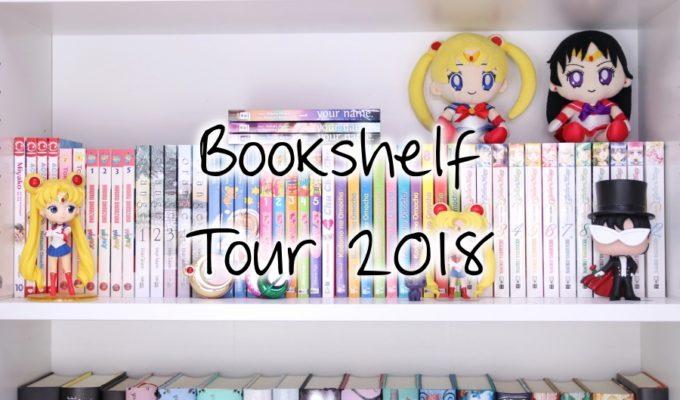 [Video] Bookshelf Tour 2018 Part 3
